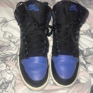 Shoes - Royal blue 1s